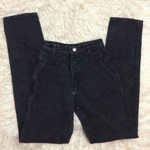 Vintage Wrangler Silverlake High Waist Mom Jeans